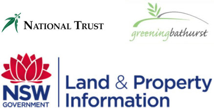 national trust, greening bathurst, land and property information